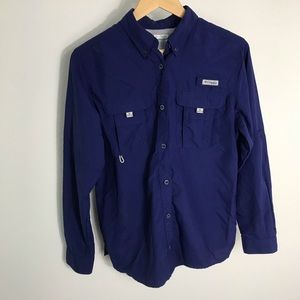 Columbia Men's Top Size Small